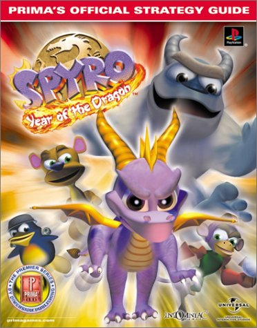 9780761531814: Spyro: Year of the Dragon: Prima's Official Strategy Guide