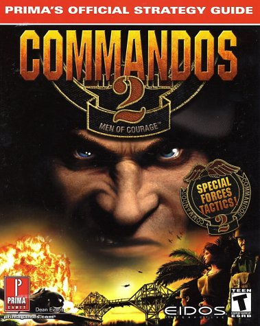 9780761532330: Commandos 2: Men of Courage: Prima's Official Strategy Guide
