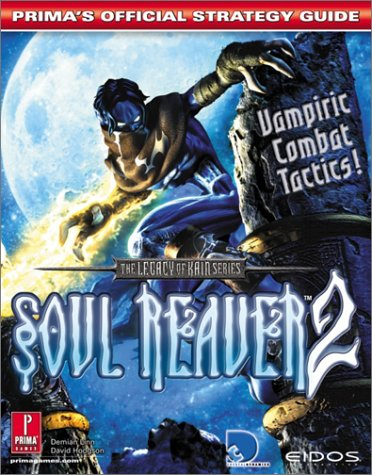 9780761532378: Legacy of Kain: Soul Reaver 2 (Prima's Official Strategy Guide)