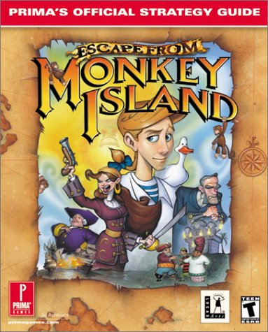 9780761533061: Escape from Monkey Island: Prima's Official Strategy Guide