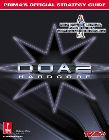 9780761533283: DOA2: Hardcore: Prima's Official Strategy Guide