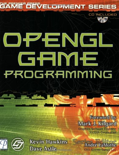 9780761533306: OpenGL Game Programming w/CD (Prima Tech's Game Development)