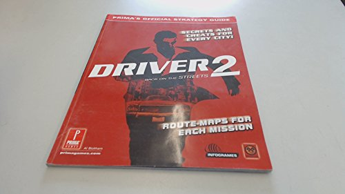 9780761533375: Driver 2: Official Strategy Guide