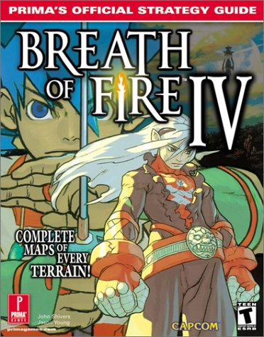 9780761533672: Breath of Fire IV: Official Strategy Guide