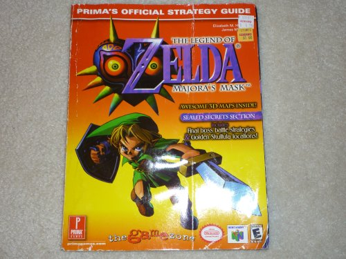 9780761533788: Legend of Zelda (Prima's Official Strategy Guide)