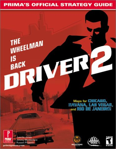 9780761534242: Driver 2: The Wheelman Is Back : Prima's Offical  Strategy Guide