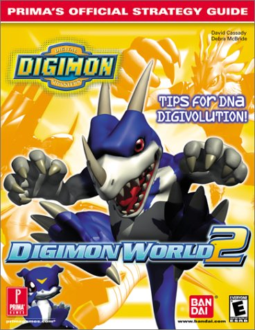 9780761534952: Digimon World 2 (Prima's Official Strategy Guide)