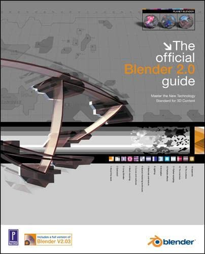 9780761535133: The Official Blender 2.0 Guide w/CD (Miscellaneous)