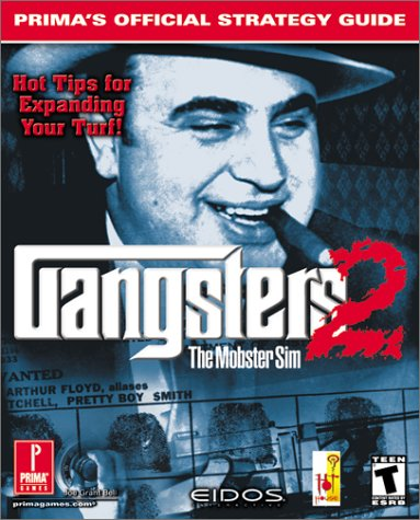 9780761535577: Gangsters 2: Prima's Official Strategy Guide
