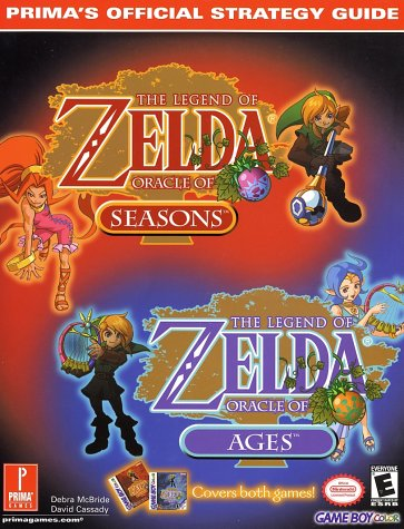 9780761536215: The Legend of Zelda: Oracle of Seasons & Oracle of Ages: Prima's Official Strategy Guide