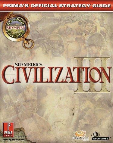 9780761536451: Sid Meier's Civilization III (Prima's Official Strategy Guide)