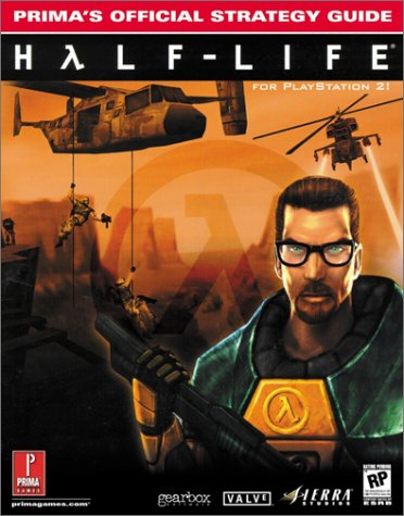 9780761536543: Half-Life (PS2): Prima's Official Strategy