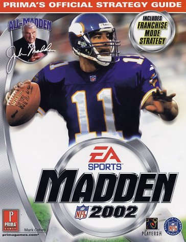 9780761536741: Madden NFL 2002: Prima's Official Strategy Guide