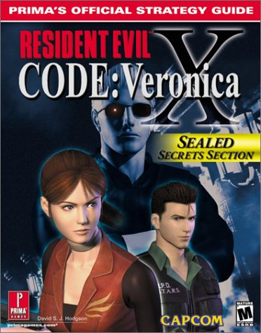 9780761536963: Resident Evil Code: Veronica X : Prima's Official Strategy Guide