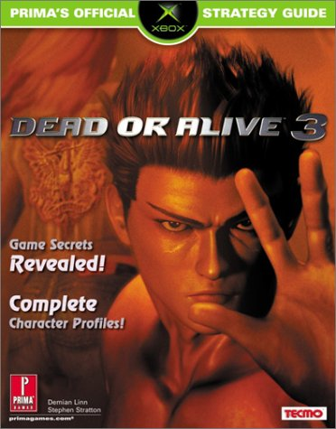 9780761537120: Dead or Alive 3: Prima's Official Strategy Guide