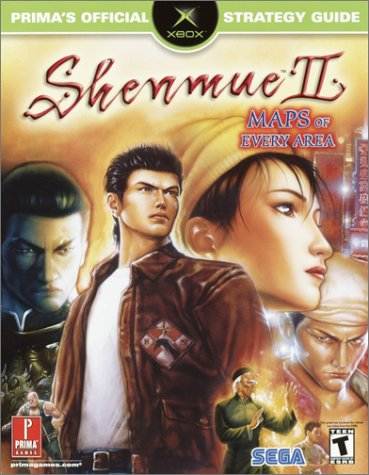 9780761537267: Shenmue II: Prima's Official Strategy Guide
