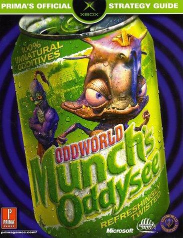 Oddworld: Munch's Oddysee: Prima's Official Strategy Guide: Prima Development