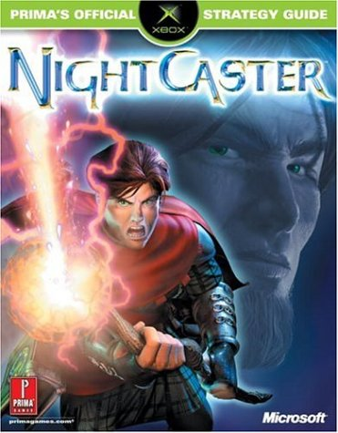 Nightcaster: Prima's Official Strategy Guide (0761537422) by Young, Jason