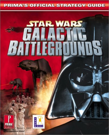 9780761537502: Star Wars Galactic Battlegrounds: Prima's Official Strategy Guide