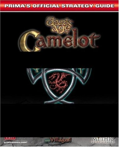 9780761537540: Dark Age of Camelot: Prima's Official Strategy Guide