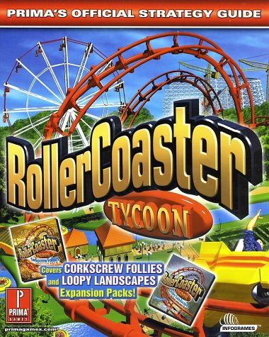9780761537656: RollerCoaster Tycoon: Prima's Official Strategy Guide