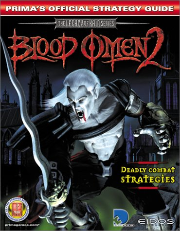 9780761537748: Blood Omen 2: Prima's Official Strategy Guide