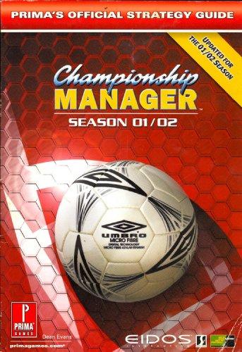 9780761537861: Championship Manager 01/02