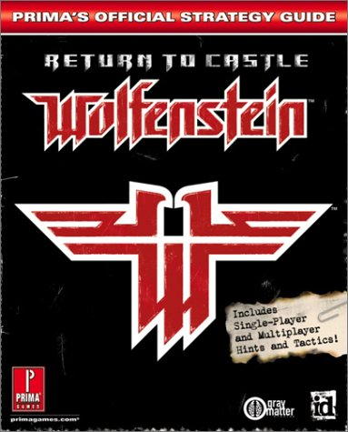 9780761537991: Return to Castle Wolfenstein: Prima's Official Strategy Guide