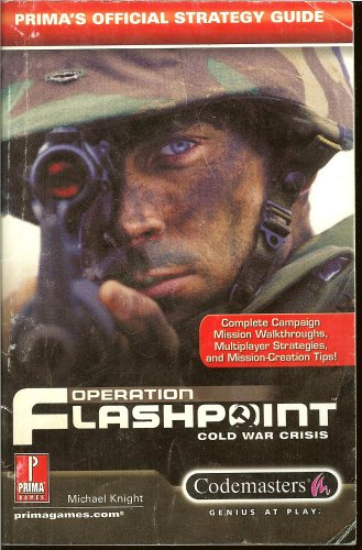 9780761538066: Operation Flashpoint Cold War Crisis Primeau's Official Strategy Guide