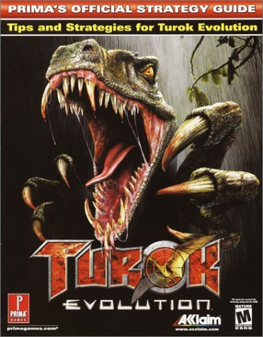 9780761538981: Turok Evolution: The Official Strategy Guide