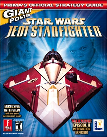 9780761539179: Star Wars Jedi Starfighter (Prima's Official Strategy Guide)