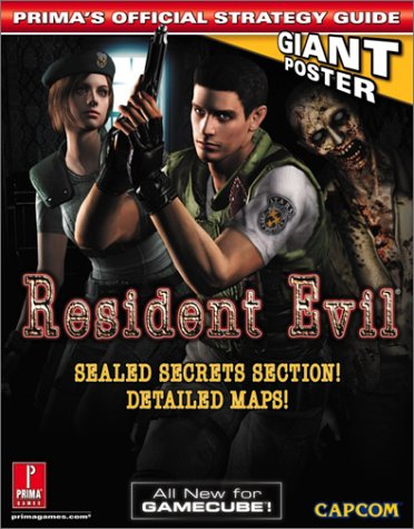 9780761539278: Resident Evil (GameCube): Official Strategy Guide