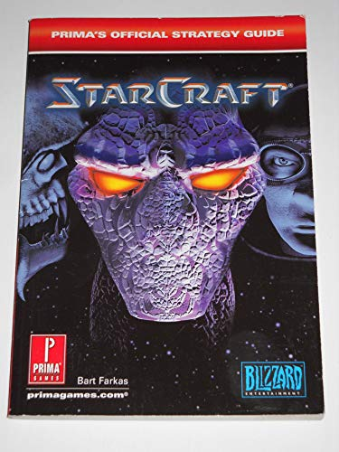 9780761539490: StarCraft: Prima's Official Strategy Guide