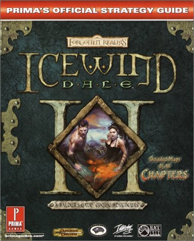 9780761539513: Icewind Dale 2: Official Strategy Guide (Prima's Official Strategy Guides)