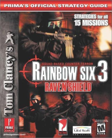 Tom Clancy's Rainbow Six: Raven Shield (Prima's Official Strategy Guide): Knight, Michael