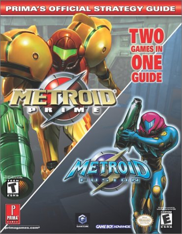 9780761539599: Metroid Prime/Metroid Fusion: Prima's Official Strategy Guide
