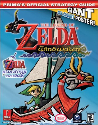 9780761539605: The Legend of Zelda: The Wind Waker (Prima's Official Strategy Guide)