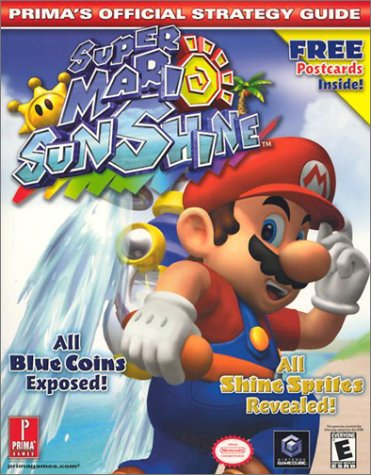 9780761539612: Super Mario Sunshine: Official Strategy Guide (Prima's Official Strategy Guides)
