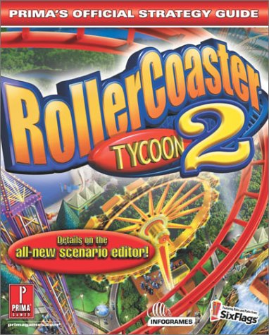9780761539742: RollerCoaster Tycoon 2 (Prima's Official Strategy Guide)