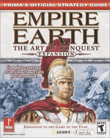 9780761539810: Empire Earth: The Art of Conquest (Prima's Official Strategy Guide)