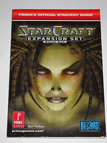 9780761539872: StarCraft Expansion Set: Brood War: Prima's Official Strategy Guide