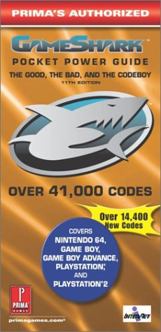 9780761539919: GameShark Pocket Power Guide (Vol. 11) (Prima's Official Strategy Guide)