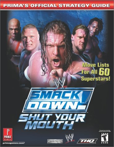 WWE Smackdown! Shut Your Mouth (Prima's Official Strategy Guide): Stratton, Bryan