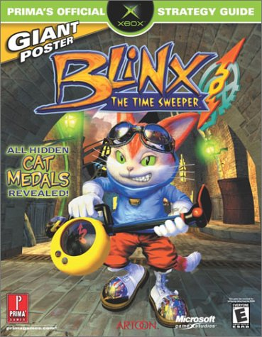 9780761540502: Blinx: Official Strategy Guide (Prima's Official Strategy Guides)