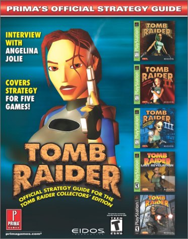 9780761540540: Tomb Raider: Prima's Official Strategy Guide