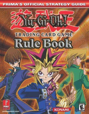 9780761540564: Yu-Gi-Oh! Rule Book (Prima's Official Strategy Guide)