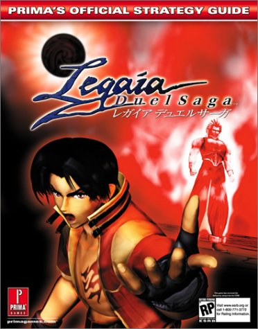 Legaia 2: Duel Saga (Prima's Official Strategy Guide) (0761540652) by Young, Jason