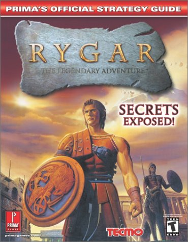 9780761540687: Rygar: The Legendary Adventure (Prima's Official Strategy Guides)