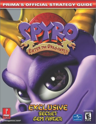 9780761540915: Spyro: Enter the Dragonfly : Prima's Official Strategy Guide