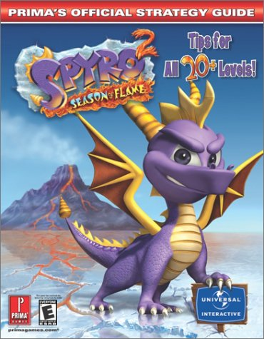 9780761540922: Spyro: Season of Flame : Prima's Official Strategy Guide